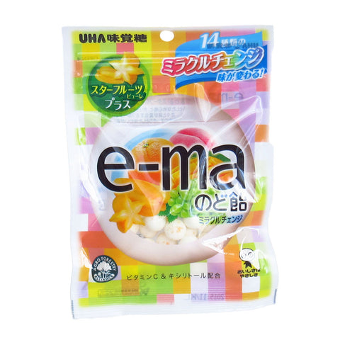 Japanese Candy: UHA E-ma Miracle Change