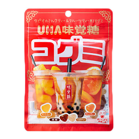 Kogumi Tapioca Fruit Tea Mix Gummy