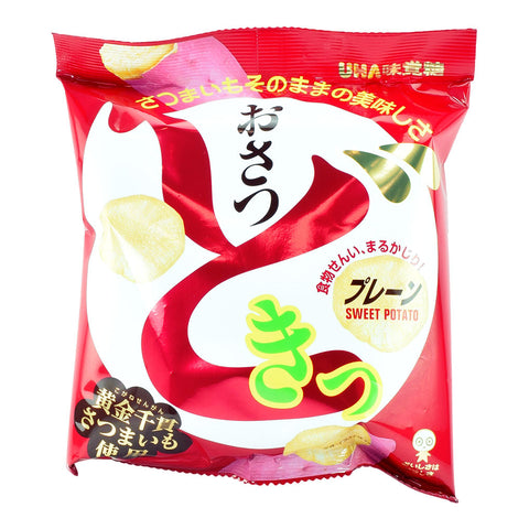 Japanese Candy: UHA Osatsu Doki Sweet Potato Chips