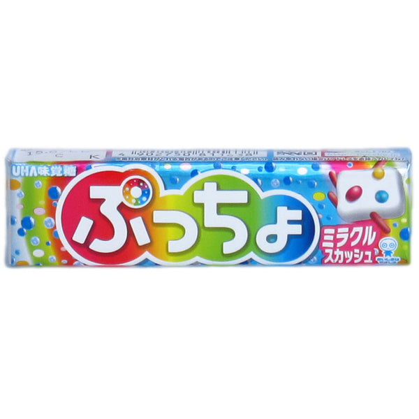 Japanese Candy: UHA Puccho Miracle Soft Candy