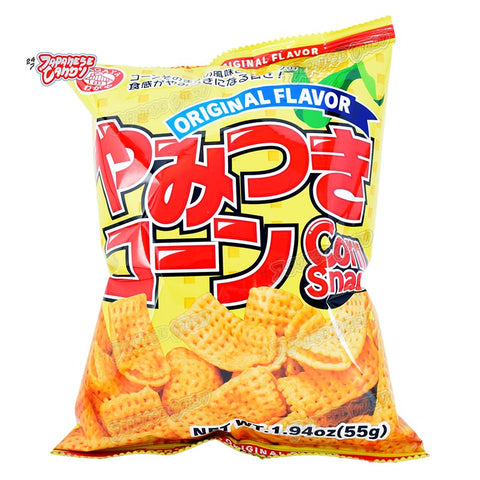 Japanese Snack: Wagaya Original Corn Snack
