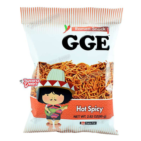 GGE Mexican Hot Spicy Ramen Snack