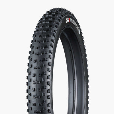 "Bontrager Gnarwhal TLR Fatbike Tire, 26 x 3.8"", Studless"