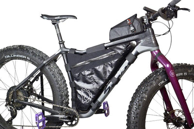 Revelate Designs Carbon Mukluk Frame Bag