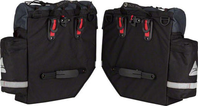 Axiom Cartier DLX P26 Plus Panniers, 1 Pair
