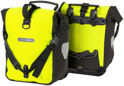 Ortlieb Sport-Roller High Visibility, 25 Liter, Pair