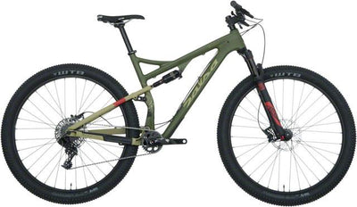 Salsa Deadwood SUS 29+ GX1, Full Suspension, Carbon