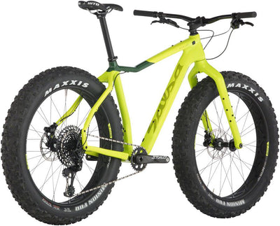 Salsa Mukluk Carbon GX Eagle Bike, 2019