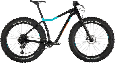 Salsa Mukluk Carbon NX Eagle Bike, 2019