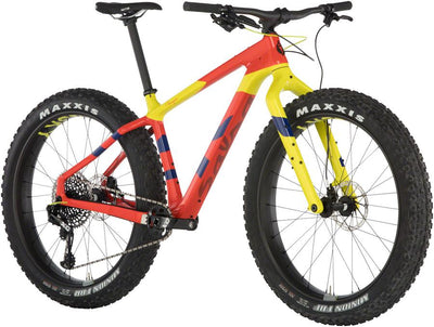 Salsa Beargrease Carbon X01 Eagle Bike, 2019