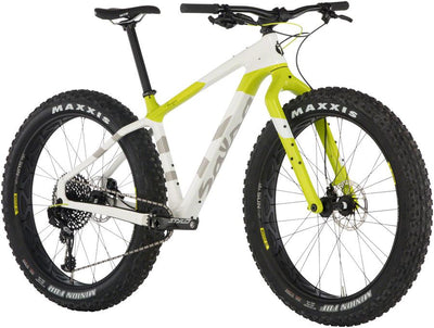 Salsa Beargrease Carbon GX Eagle Bike, 2019