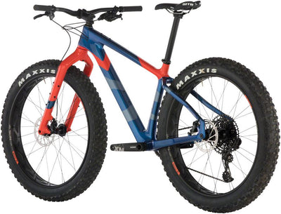 Salsa Beargrease Carbon NX Eagle Bike, 2019