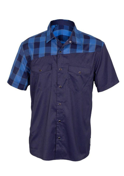 Club Ride Bolt Short Sleeve Men's Shirt