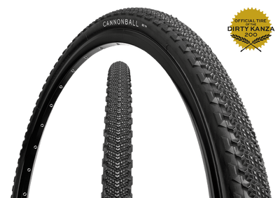 Teravail Cannonball Gravel Tire, 700 x 42, Durable