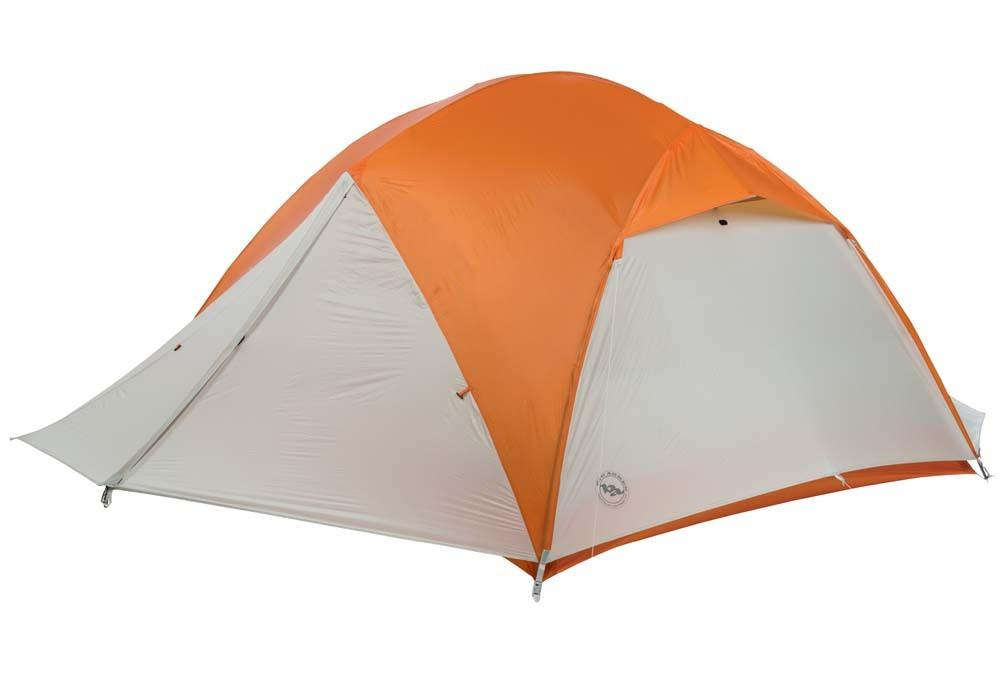 Copper spur ul4 tent superlight packing terra cotta silver