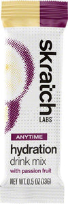Skratch Labs Anytime Hydration Drink Mix, Box of 20
