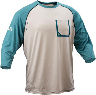 RaceFace Stage Men's 3/4 Sleeve Jersey