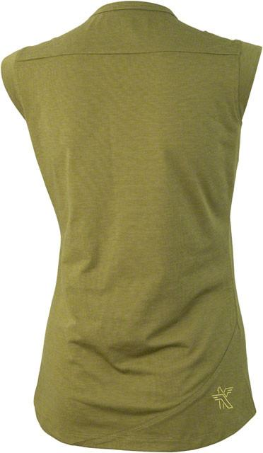 KETL Sleeveless Women's Jersey