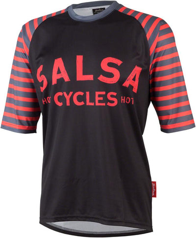 Salsa Devour Men's 3/4 Sleeve Jersey, 2018