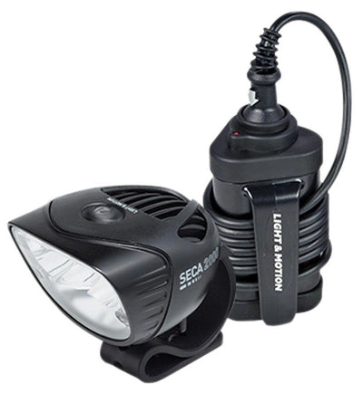 Light and Motion Seca 2000 Race Rechargeable Headlight