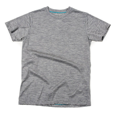 Borealis Wool Co Men's Castaway Won't Stink Tee