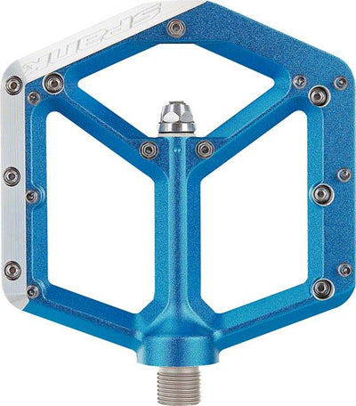 "Spank Spike Flat DH Pedal, 9/16"" Spindle"