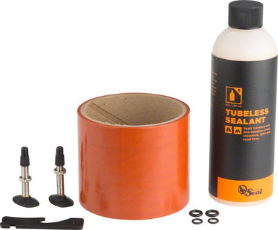 Orange Seal Wheel Tubeless Kit