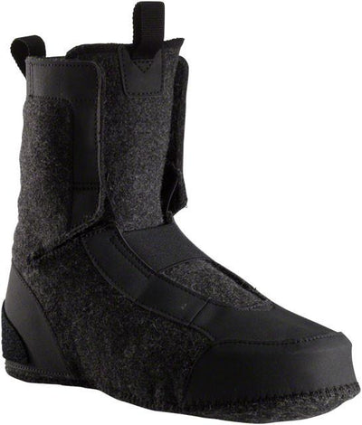 45NRTH Wolfgar Wool Replacement Liner Boot, Black