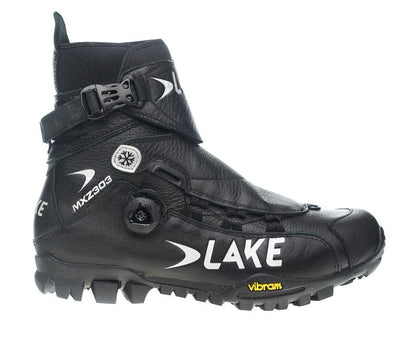 Lake Cycling MXZ303 Winter Cycling Boot, Size 48 Wide
