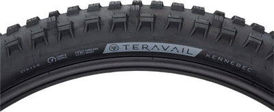 "Teravail Kennebec Tire, 27.5"" x 2.8"", Light & Supple"