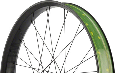 "Whisky No.9 Fat 100w Rear Wheel, 26"" DT 350 Big Ride"
