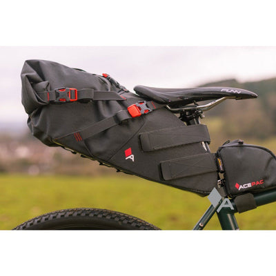 Acepac Saddle Bag Pack, 16 Liter