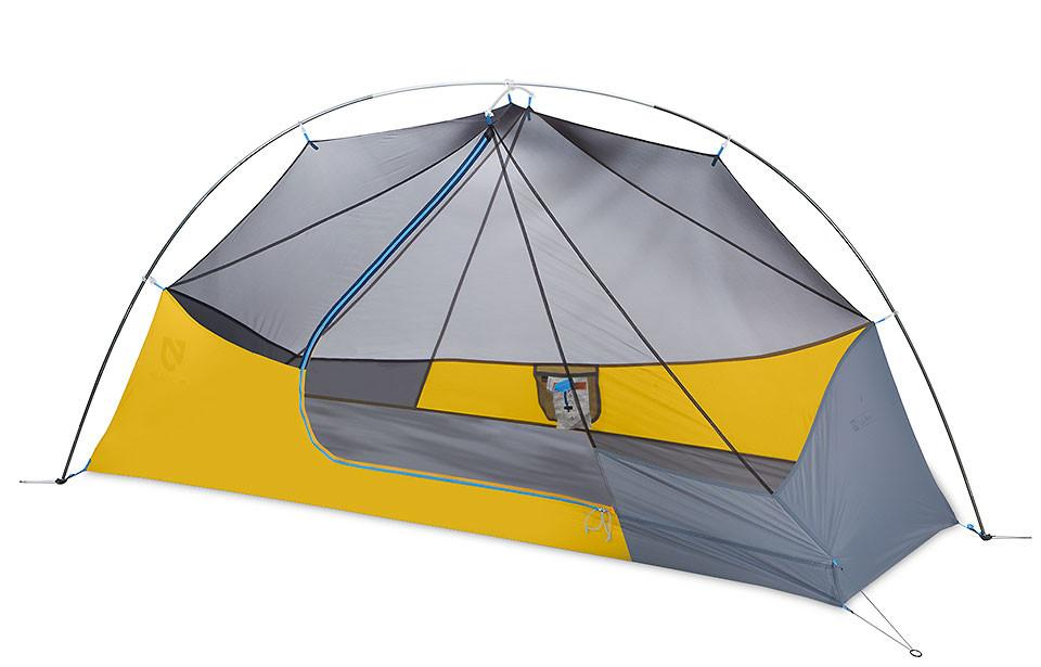 Copper spur ul1 tent superlight packing terra cotta silver