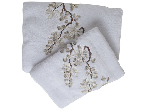 Blossom Roma Bath Towels