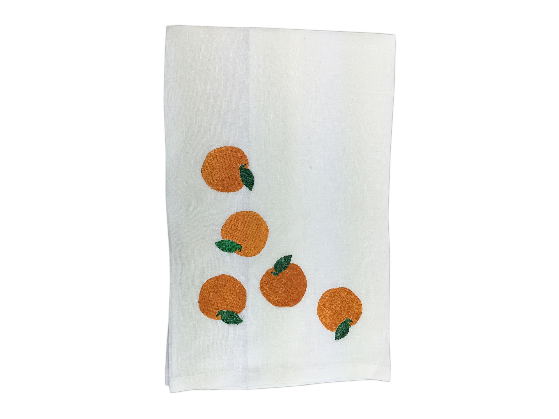 Make it a Mimosa Tea Towel White