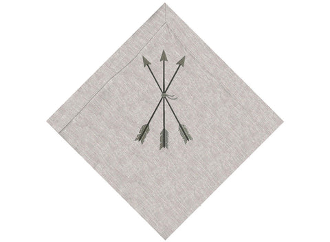Arrow Napkins