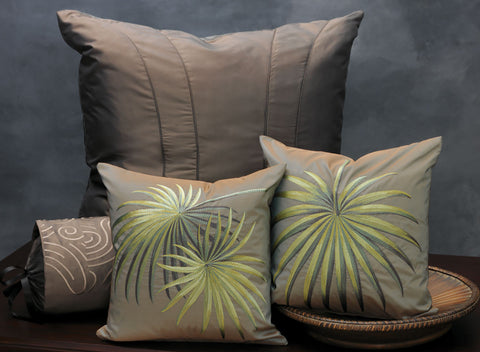 Palmetto Decorative Pillows