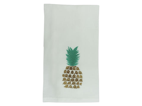 Party Like a Pineapple Tea Towel