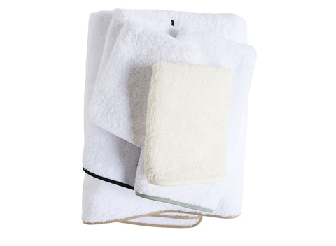 Plain Roma Bath Towels