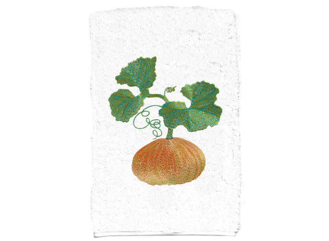 Pumpkin Roma Terry Towel