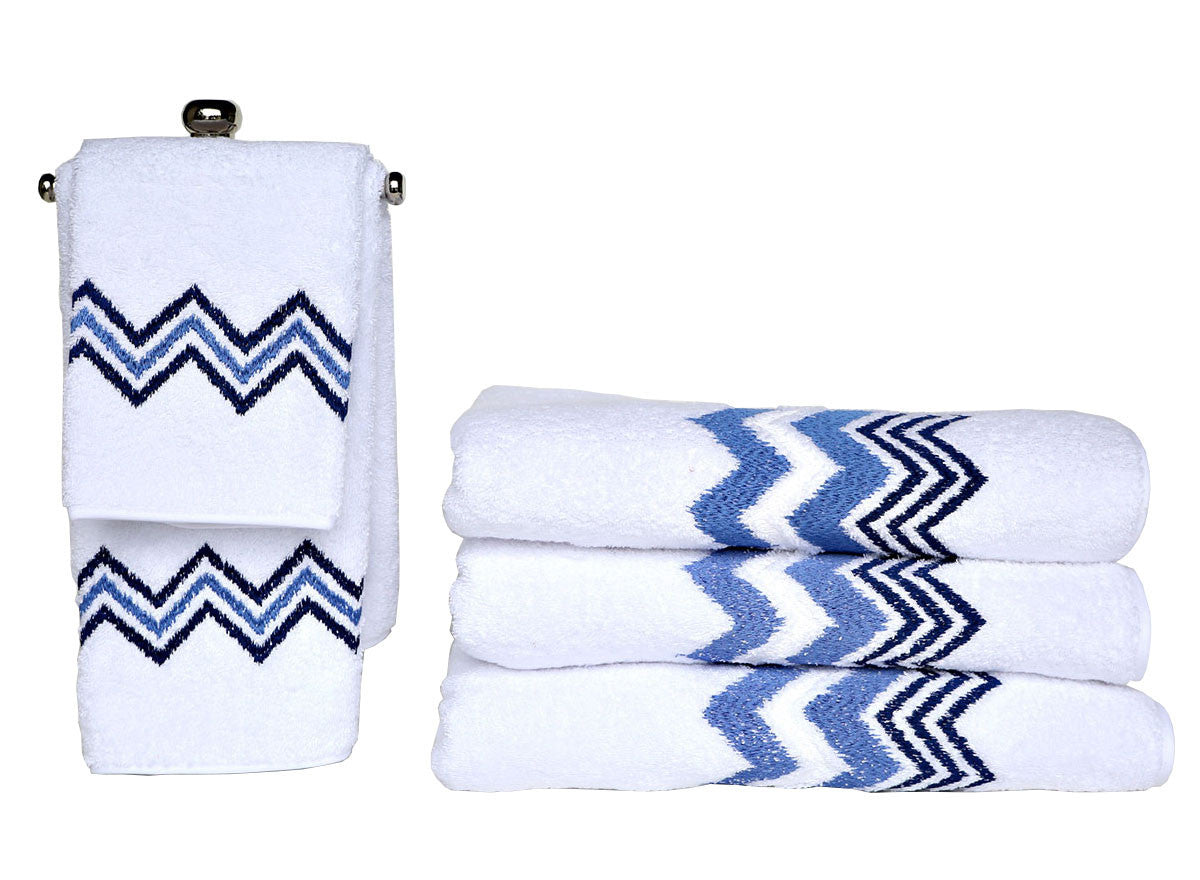 Chevron Roma Bath Collection
