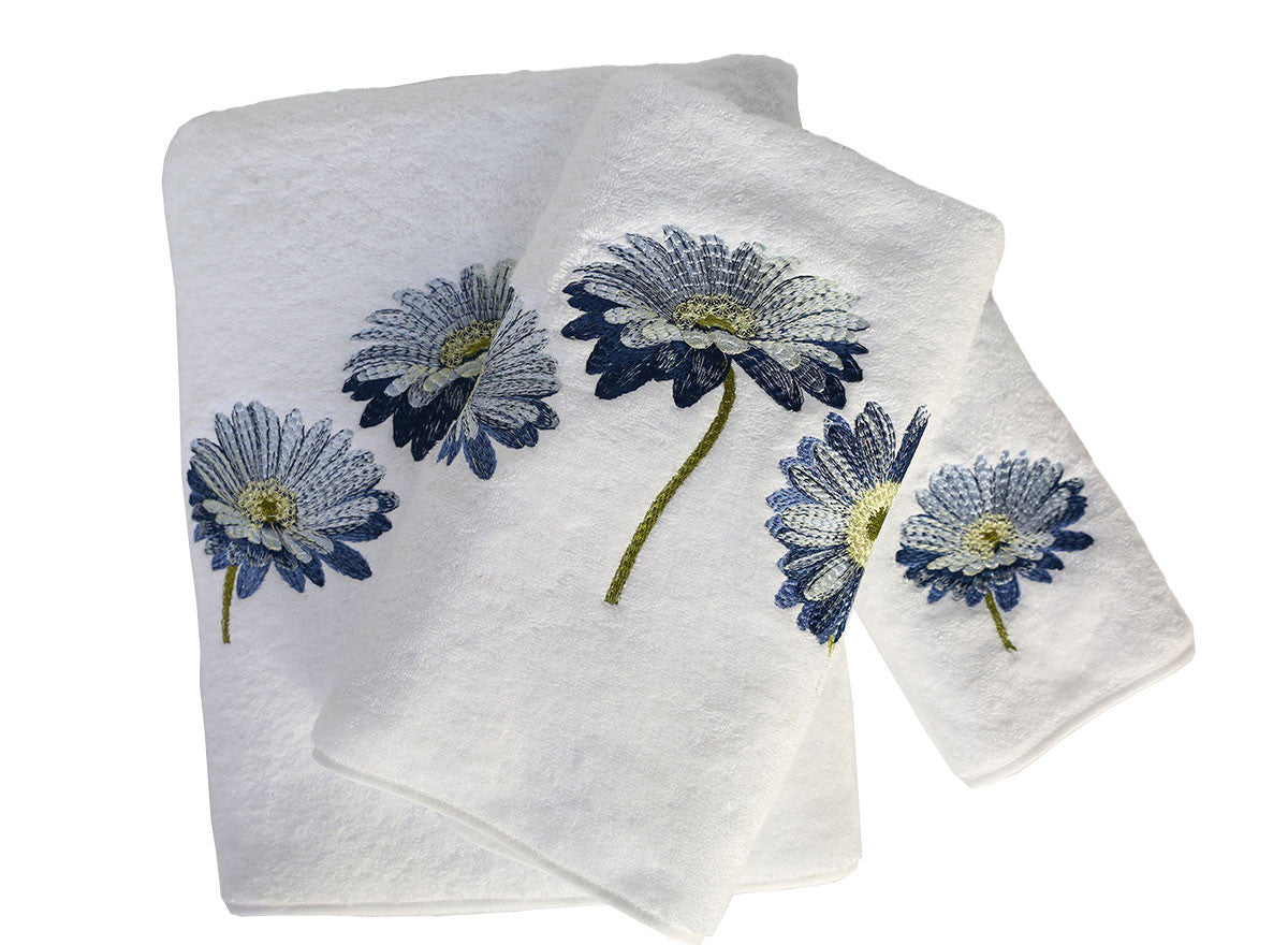 Gerbera Roma Bath Towels