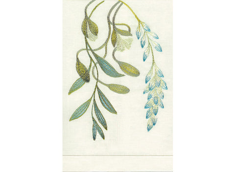 Shown on Natural Linen