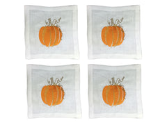 Pumpkin Spice Cocktail Square Set
