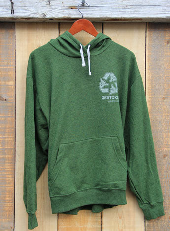 RESTOKE ECO Friendly Mens Hoodie