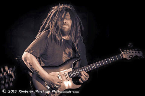 Jay Harris Restoke Ambassador Guitarist Soul Rebel Project