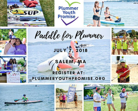 Paddle for Plummer