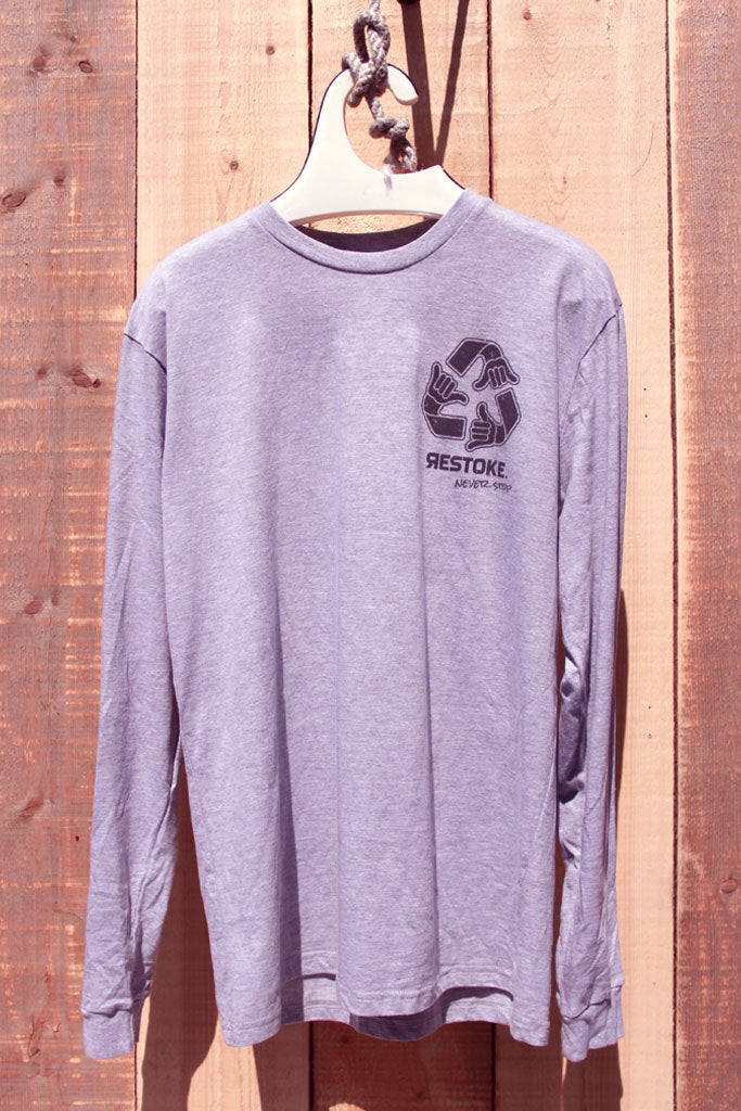 RESTOKE LONG SLEEVE TEE MENS