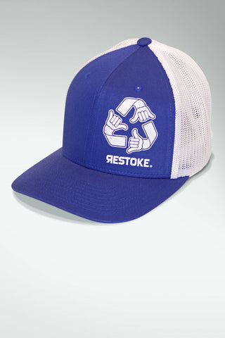 MESH BACK FLEXFIT HAT