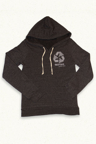 ECO PULLOVER HOODIE WOMENS